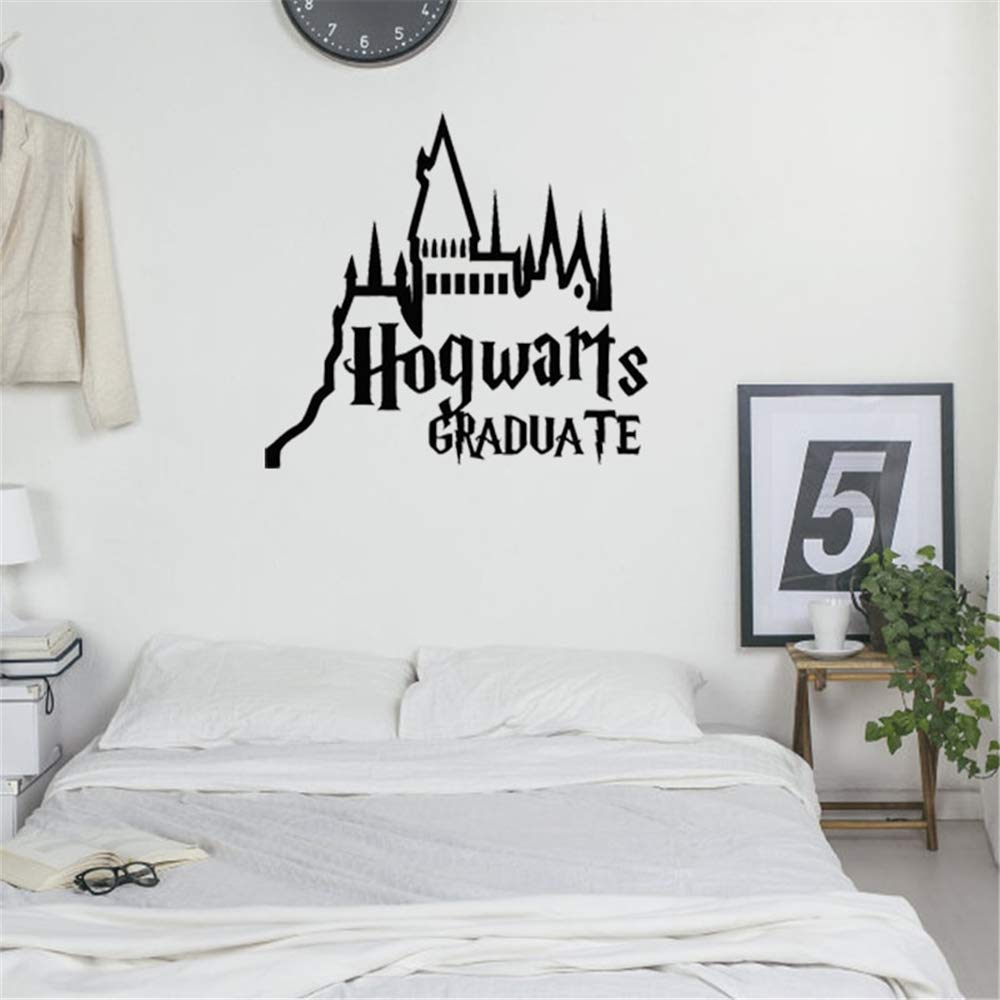 personalizadas Harry Potter Vinilo Etiqueta de La Pared ...