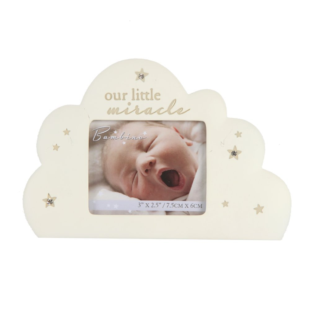 Our little miracle picture frame — 1