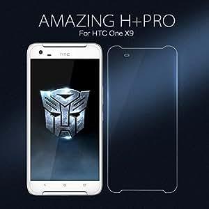 Nillkin Amazing H+ Pro - Protector de pantalla 9H 2.5D cristal templado de 0.2mm para HTC One X9