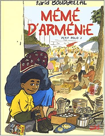Il pdf télécharger des livres Petit Polio, tome 3 : Mémé d'Arménie 2845652046 DJVU