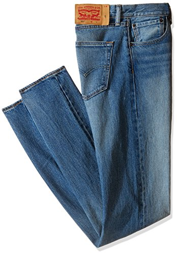 Levi's Men's Big and Tall 501 Original Fit Jean, The Ben - Stretch, 32W x 38L