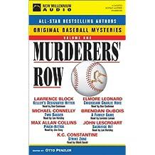 Murderers' Row: Baseball Mysteries