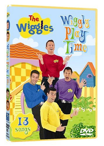 The Wiggles: Wiggly Play Time [Import]