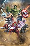 """Amazon Price History for:Trends International Avengers Fantastic Wall Poster, 22.375"""" x 34"""""""