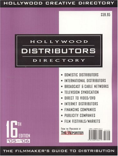 Download Hollywood Distributors Directory, 16th Edition ebook