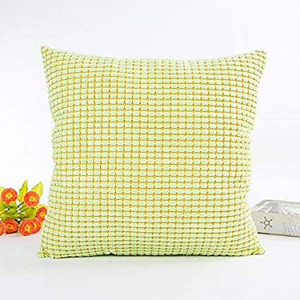 Amazon.com: DAVITU US Warehouse Cotton Corduroy Cushion core ...