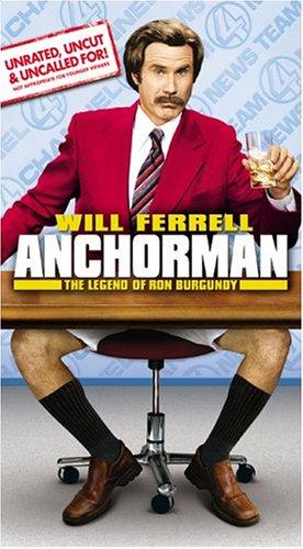 Anchorman: The Legend of Ron Burgundy [USA] [VHS]: Amazon.es ...