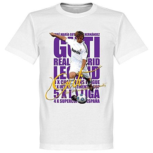 Guti-Maglietta Legend, colore: bianco