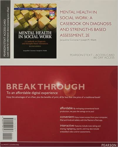 Mental health in social work a casebook on diagnosis and strengths mental health in social work a casebook on diagnosis and strengths based assessment dsm 5 update pearson etext access card 2nd edition advancing fandeluxe Image collections