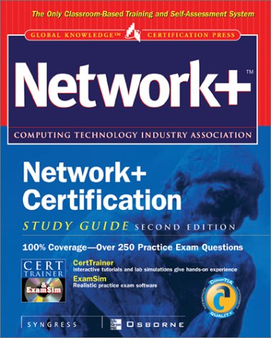 Network+ Certification Study Guide, 2/e-cover