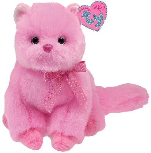 Amazon.com  Ty Taffeta - Cat  Toys   Games 9cbf3e0902d