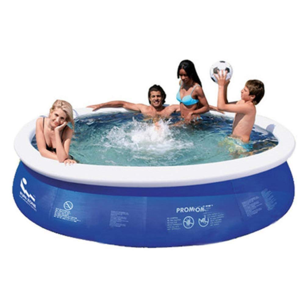 Small Small Small CHSSC Outdoor Inflatable Pool House Large Inflatable Pool Adult Paddling Pool Inflatable Family Paddling Swimming Pool For Kids And Adults (Size   Small) 5c7d8a