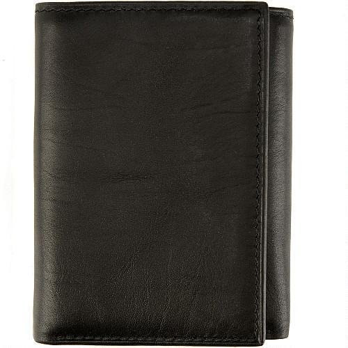 9fd460e1f7c Wilsons Leather Adult Vellore Leather Trifold Black at Amazon Men s ...