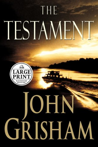 Download The Testament (Large Print) pdf epub