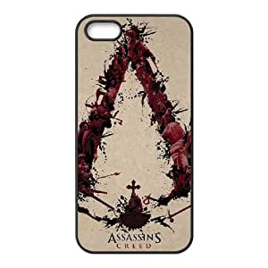 Assassin'S Creed iPhone 4 4s Cell Phone Case Black 218y-715501