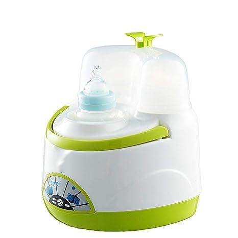 MARCYL Calentador de biberones Leche Caliente para bebés ...