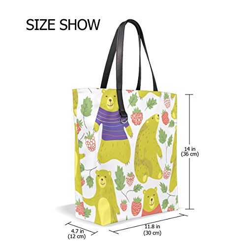 001 Tote Multicolored Size Isaoa Fits Fur For Bag Fabric All Women 5dwRqRHt