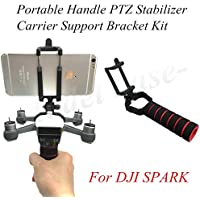 3D Printed DJI SPARK Accessories Portable Handle PTZ Stabilizer Carrier Support Bracket Kit Gimbal Modification Kits