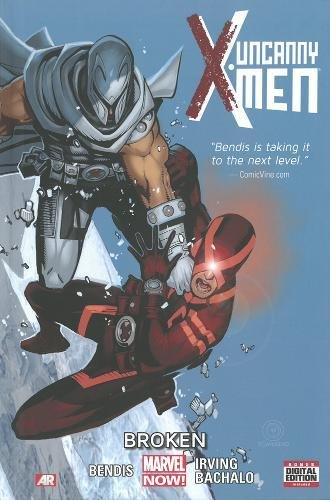 Uncanny X Men Broken Marvel Paperback