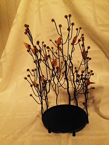 (Partylite Twig & Leaf Multi-candle Holder)