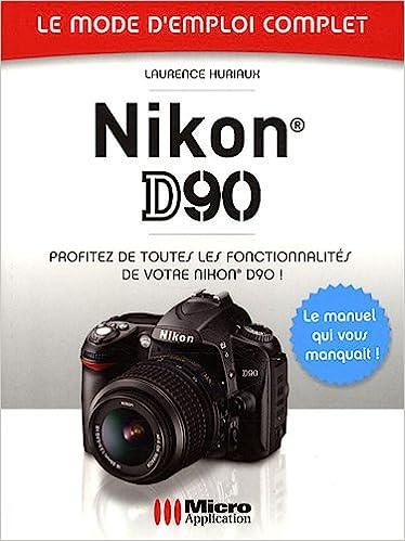 Livre en pdf gratuit Nikon D90