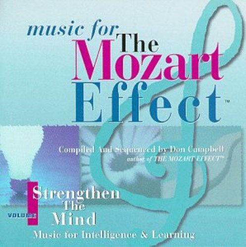 Music For The Mozart Effect, Volume 1, Strengthen the Mind ()