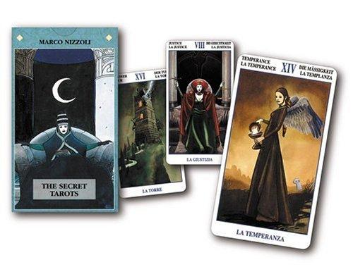 Download Secret Tarot ebook