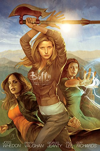 Buffy the Vampire Slayer Season 8 Library Edition Volume 1 -