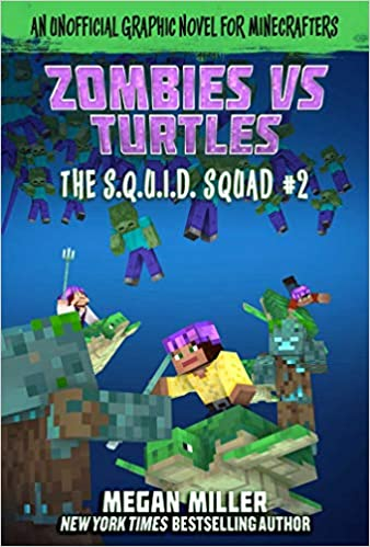 Amazon.com: Zombies vs. Turtles: An Unofficial Graphic Novel ...