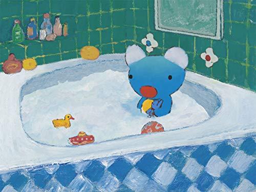 Penelope Takes a Bath