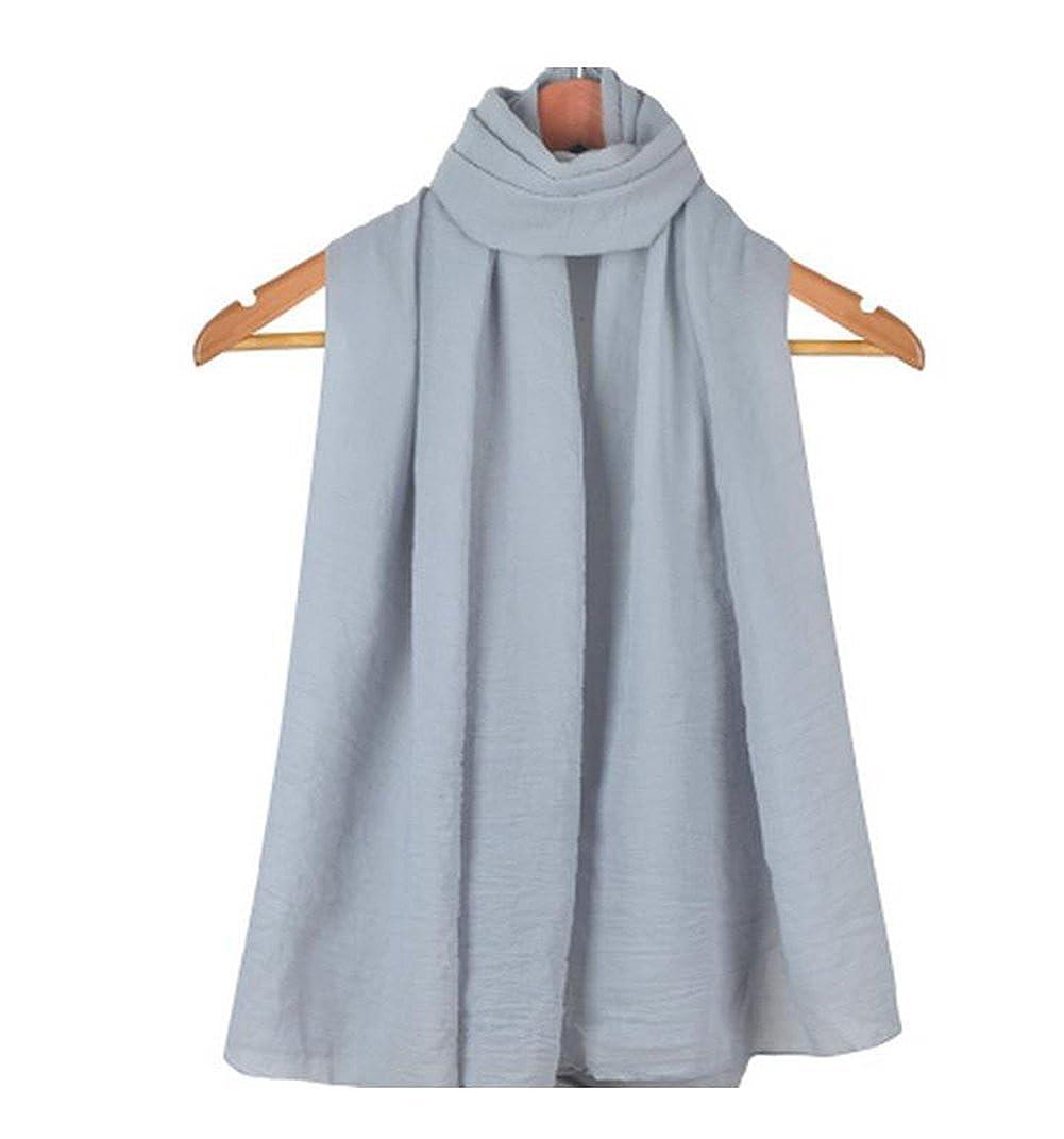 aloiness Scialle Cerimonia Semplice Scialle Donna Sciarpa Sciarpe Ideale  per Abiti da Sera ad4f2e239f18