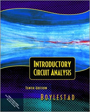 Introductory circuit analysis 10th edition robert l boylestad introductory circuit analysis 10th edition robert l boylestad 9780130974174 amazon books fandeluxe Gallery