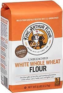 Amazon.com: King Arthur White Whole Wheat Flour