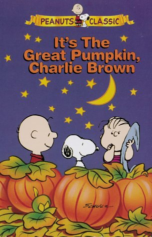 It's the Great Pumpkin, Charlie Brown [VHS] (Spirits Halloween Stores)