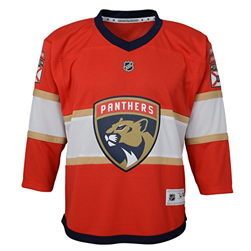 - Outerstuff NHL Florida Panthers Infant Replica Jersey-Home, Red, Infant One Size(12-24M)