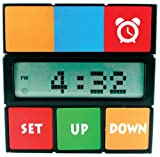 Made By Humans, Rubik's Cube Clock, Digital Clock