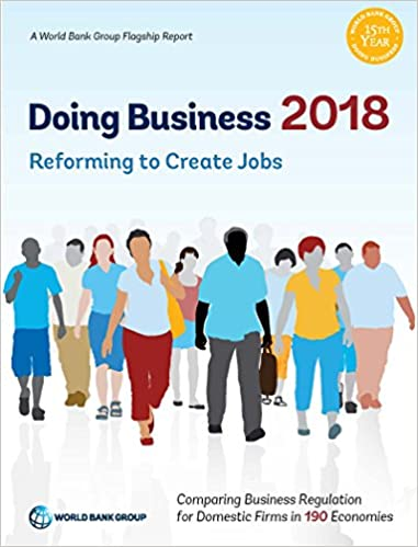 amazon doing business 2018 reforming to create jobs world bank