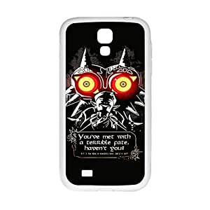 majora's mask Phone Case for Samsung Galaxy S4 Case