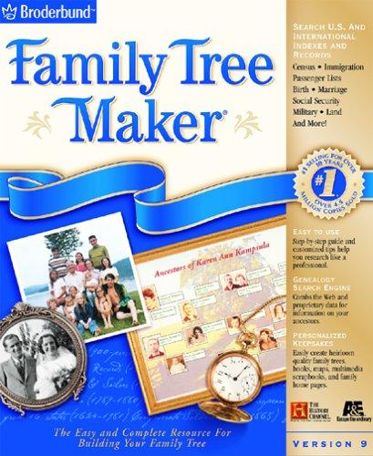 family tree maker program - 5