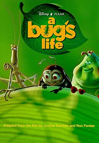 book cover of A Bug\'s Life