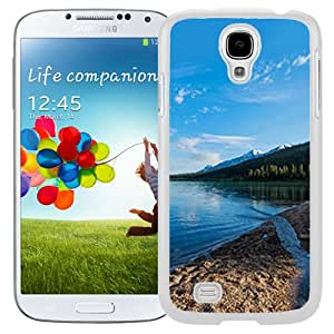 Fashionable Designed Cover Case For Samsung Galaxy S4 I9500 i337 M919 i545 r970 l720 With Banff National Park Nature Mobile Wallpaper 1 (2) Phone Case