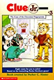 The Case of the Chocolate Fingerprints, Parker C. Hinter and Della Rowland, 0590262173