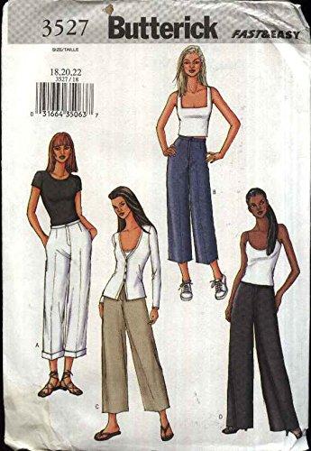 Pants Straight Cuffs - 4