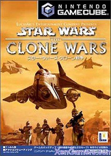 Star Wars: Clone Wars [Japan Import] (Star Wars Gamecube Clone Wars)