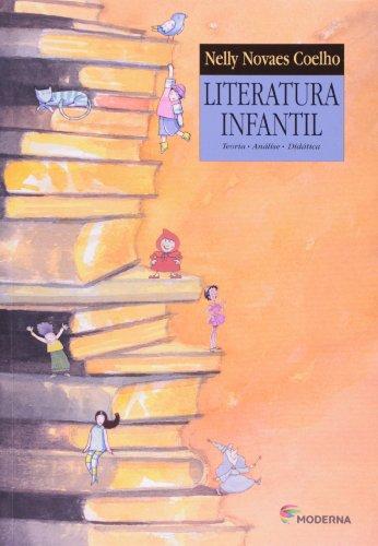 Literatura Infantil. Teoria, Análise, Didática
