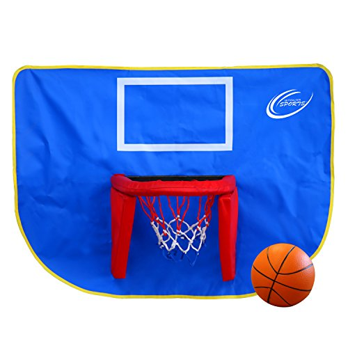 Skywalker Trampolines Basketball Game (Best Trampoline Basketball Hoop)