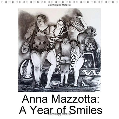 The Visions of Anna Mazzotta 2015: Drawings to make you smile. (Calvendo Art) PDF