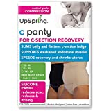 UpSpring Baby C-Panty High Waist Incision Care C-Section Panty 2-Pack