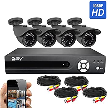 Amazon Com Best Vision Systems Sk Dvr Diy 8ch 1tb 1080n