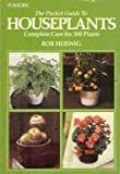 A Pocket Guide to Houseplants, Rob Herwig, 0307466205